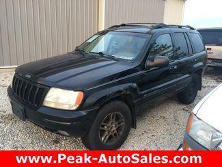 2000 Jeep Grand Cherokee Limited 4X4 in Medina, OHIO 44256