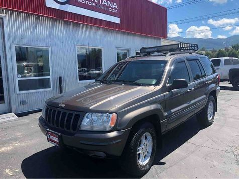 2000 Jeep Grand Cherokee Limited in