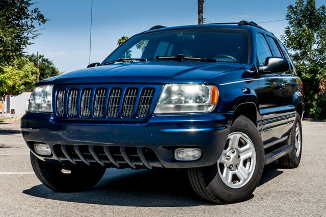 2000 Jeep Grand Cherokee Limited Reseda, CA 2