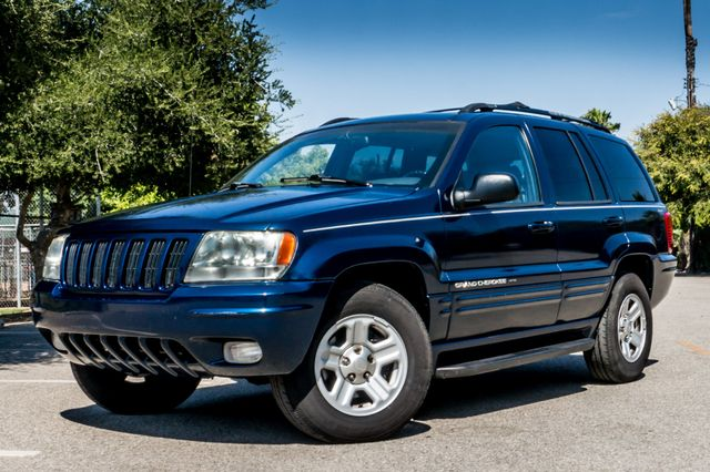 2000 Jeep Grand Cherokee Limited Reseda, CA 1