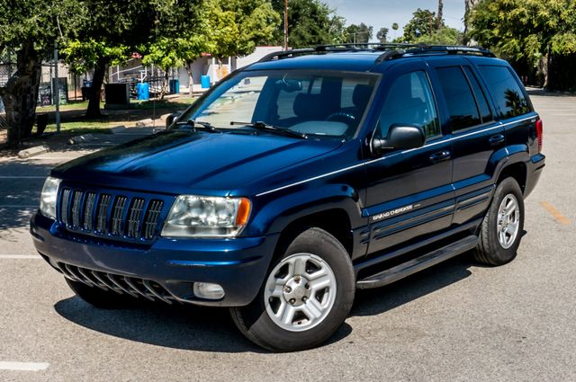 2000 Jeep Grand Cherokee Limited Reseda, CA 0