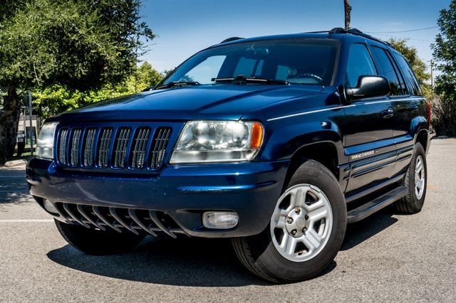 2000 Jeep Grand Cherokee Limited Reseda, CA 3
