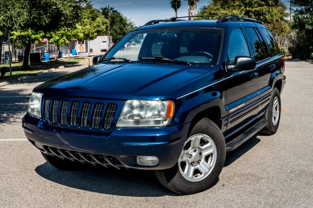 2000 Jeep Grand Cherokee Limited Reseda, CA 4
