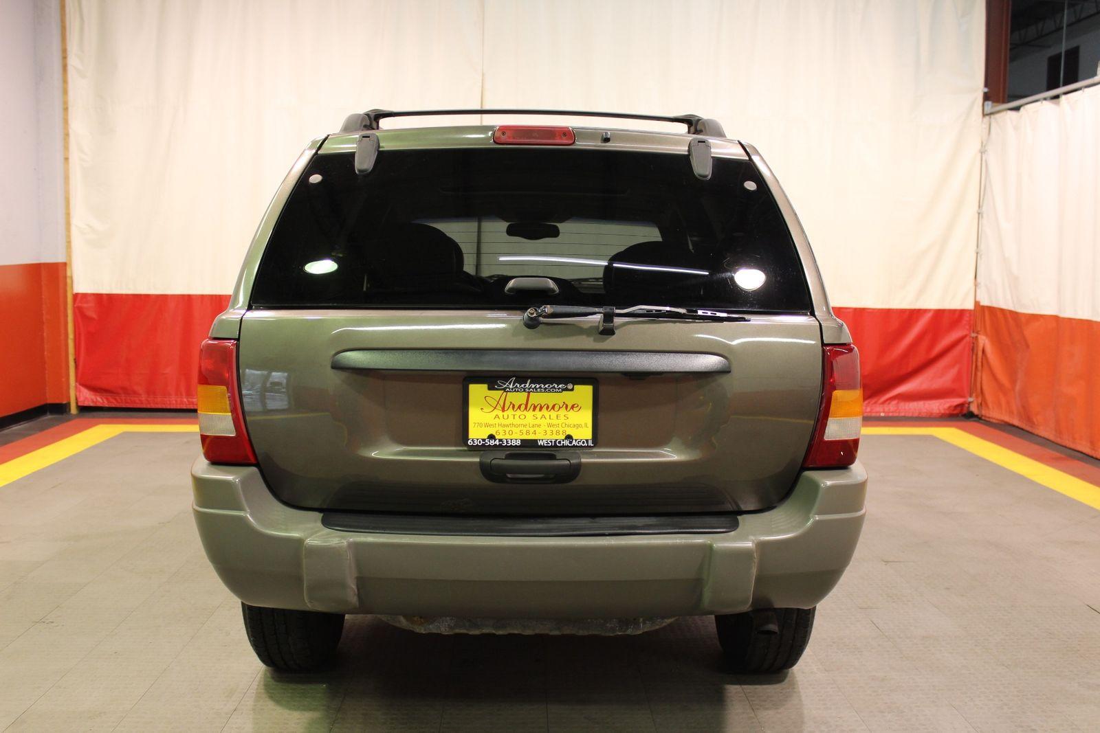 2000 Jeep Grand Cherokee Laredo City Illinois Ardmore Auto Sales Brake Controller Custom In West Chicago