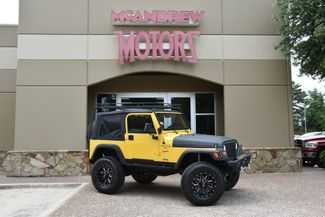 2000 Jeep Wrangler Sport in Arlington, Texas 76013
