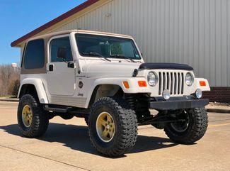 2000 Jeep Wrangler Sahara in Jackson, MO 63755