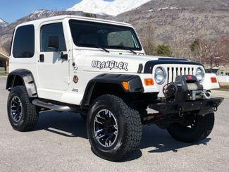 2000 Jeep Wrangler Sahara LINDON, UT 3