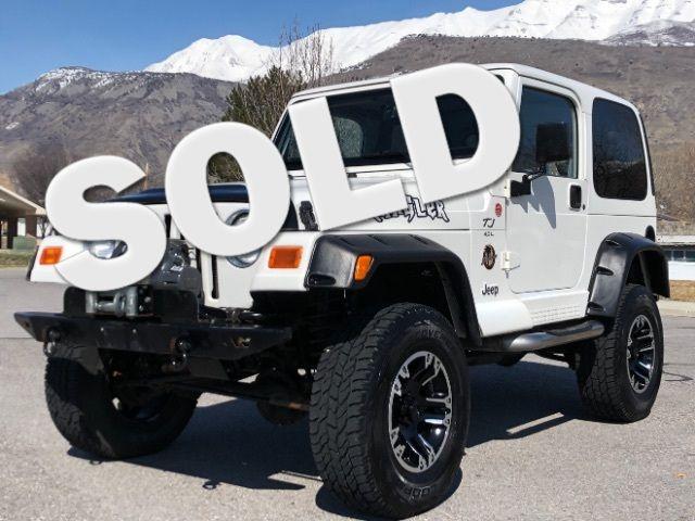 2000 Jeep Wrangler Sahara LINDON, UT