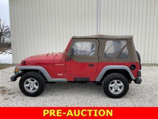 2000 Jeep Wrangler SE in Medina, OHIO 44256