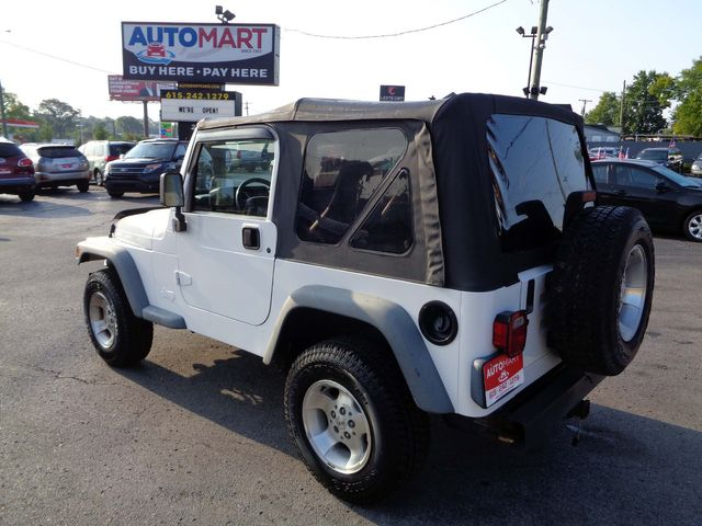 2000 Jeep Wrangler Sport in Nashville, Tennessee 37211