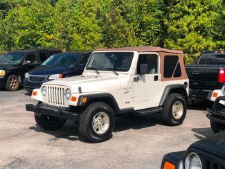 2000 Jeep Wrangler Sport Riverview, Florida 15