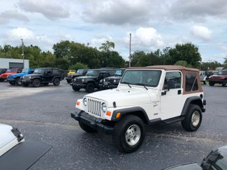 2000 Jeep Wrangler Sport Riverview, Florida 5