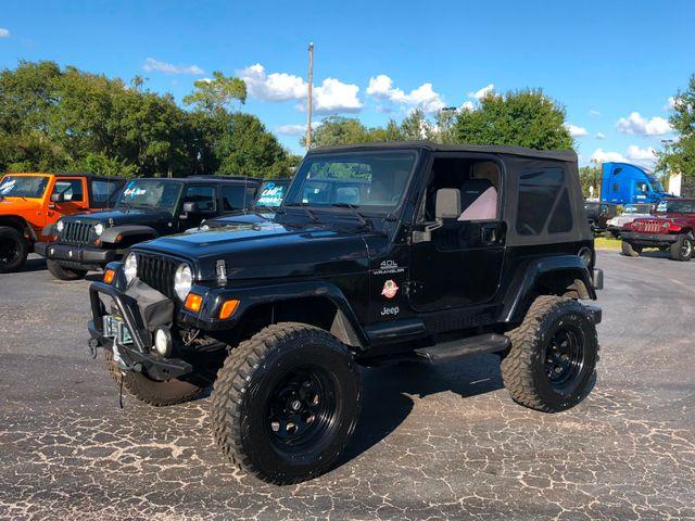 2000 Jeep Wrangler Sahara Riverview, Florida