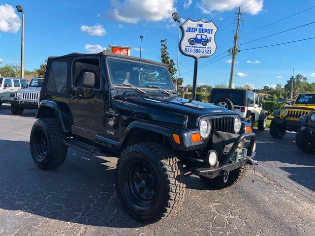 2000 Jeep Wrangler Sahara Riverview, Florida 4