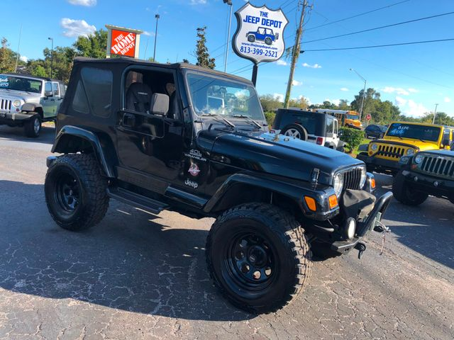 2000 Jeep Wrangler Sahara Riverview, Florida 5
