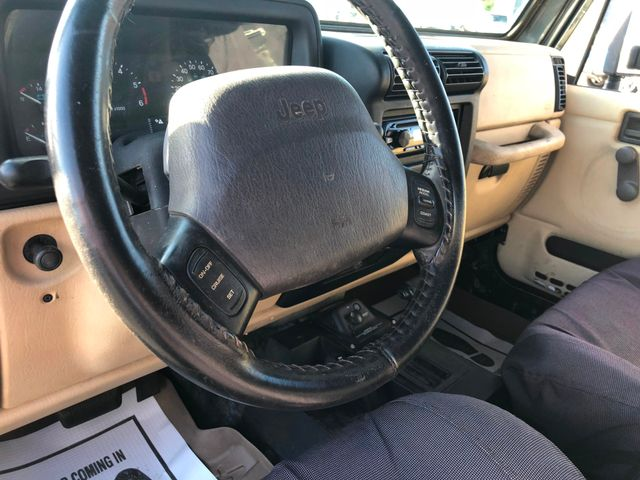 2000 Jeep Wrangler Sahara Riverview, Florida 7