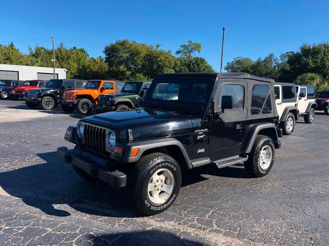 2000 Jeep Wrangler Sport Riverview, Florida 11