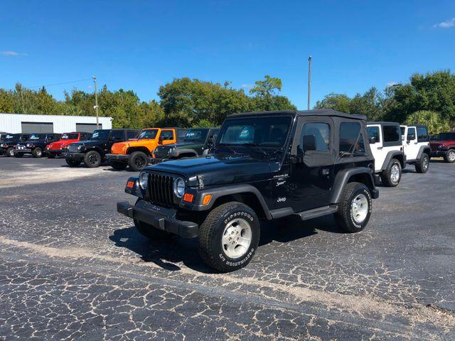 2000 Jeep Wrangler Sport Riverview, Florida 1