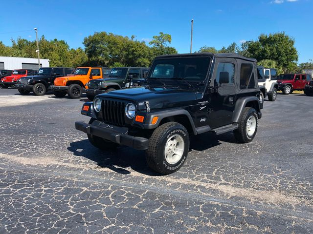 2000 Jeep Wrangler Sport Riverview, Florida