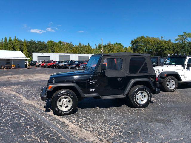 2000 Jeep Wrangler Sport Riverview, Florida 3