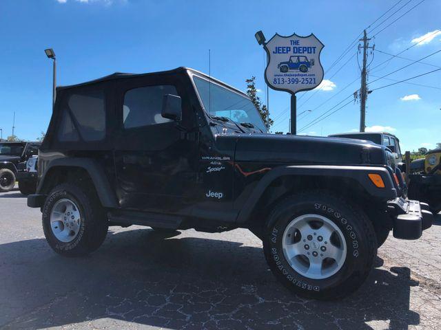 2000 Jeep Wrangler Sport Riverview, Florida 6