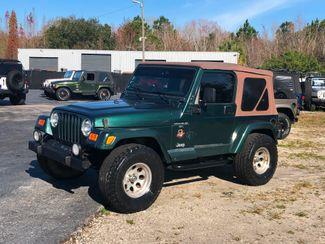 2000 Jeep Wrangler Sahara in Riverview, FL 33578