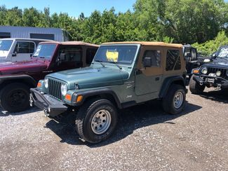 2000 Jeep Wrangler Sport in Riverview, FL 33578