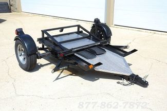 2000 Kendon 2 PLACE TRAILER in Chicago, Illinois 60555