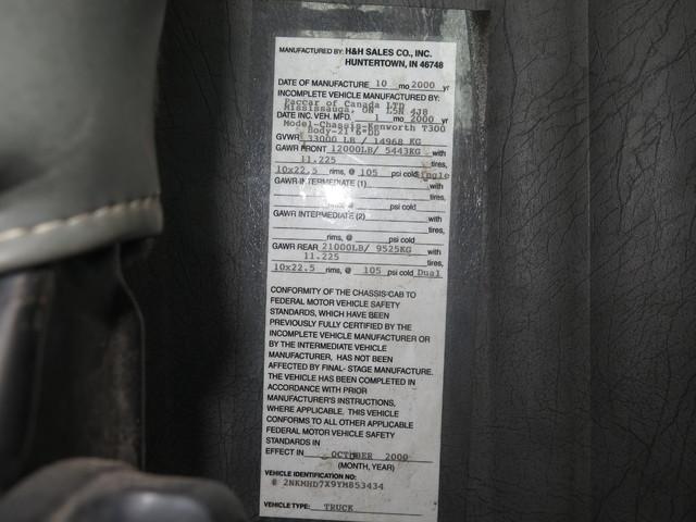 2000 Kenworth T300 in Ravenna, MI 49451