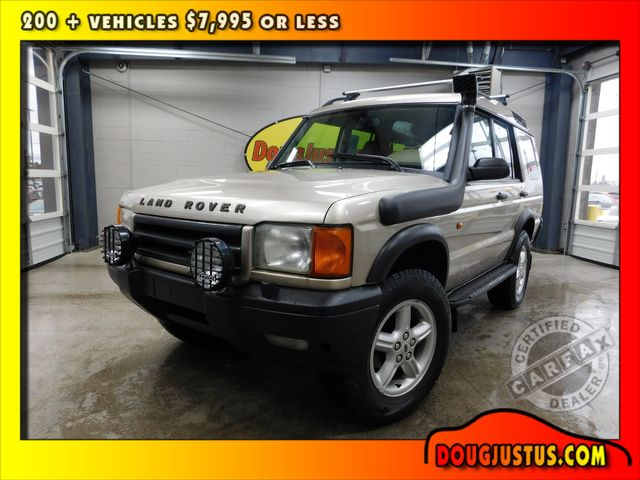 2000 Land Rover Discovery D2 w/Leather