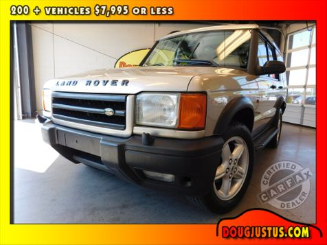 2000 Land Rover Discovery Series II w/Leather in Airport Motor Mile ( Metro Knoxville ), TN