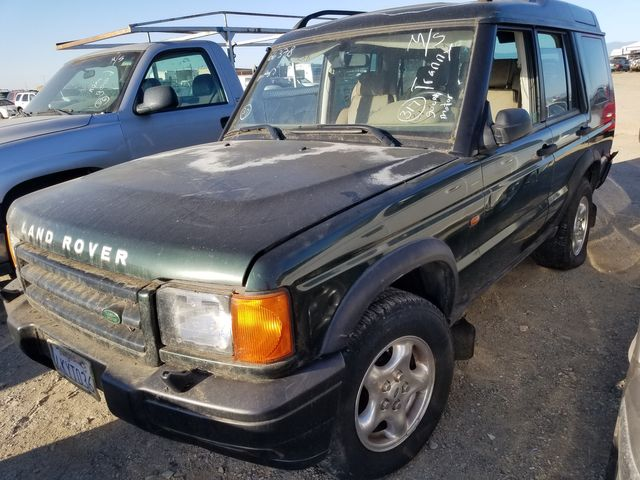 2000 Land Rover Discovery Series II w/Cloth in Orland, CA 95963