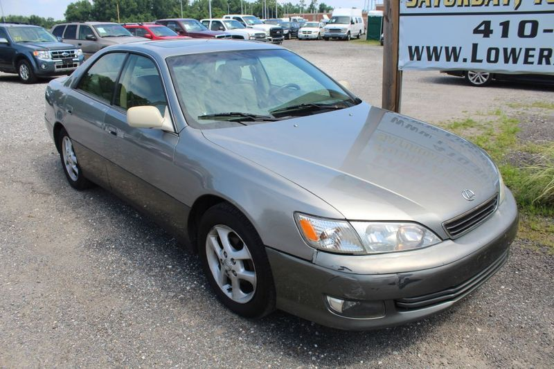 2000 Lexus ES 300 300  city MD  South County Public Auto Auction  in Harwood, MD
