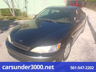 2000 Lexus ES 300 Lake Worth , Florida 0