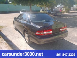 2000 Lexus ES 300 Lake Worth , Florida 3