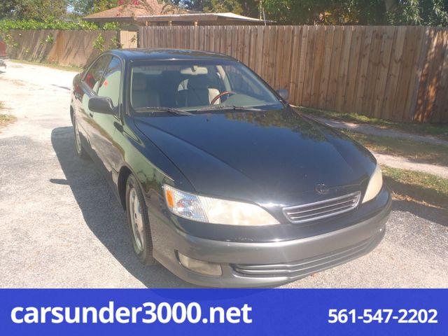 2000 Lexus ES 300 Lake Worth , Florida 1