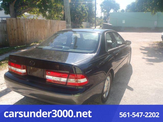 2000 Lexus ES 300 Lake Worth , Florida 2