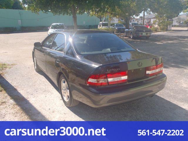 2000 Lexus ES 300 Lake Worth , Florida 3