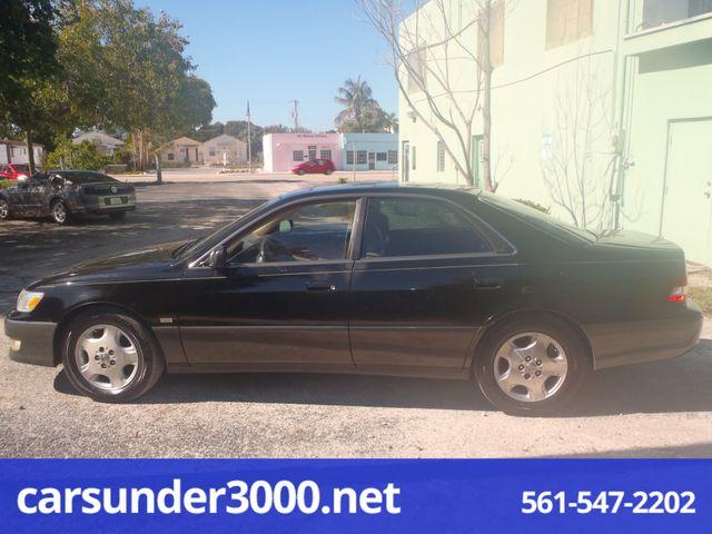 2000 Lexus ES 300 Lake Worth , Florida 4