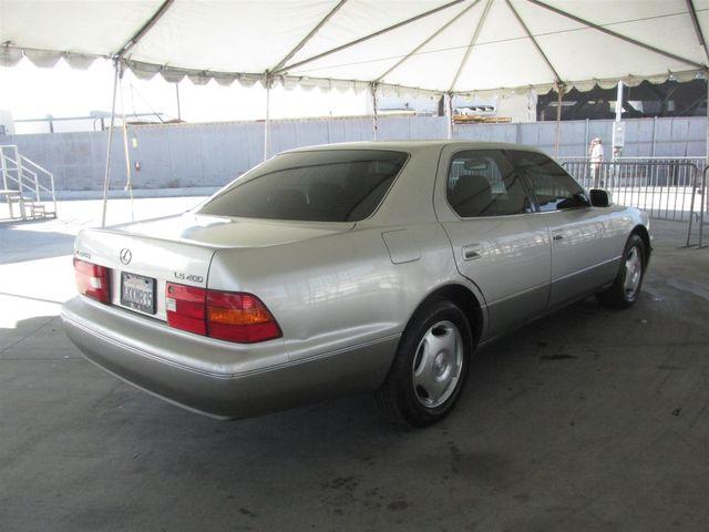 2000 Lexus LS 400 Gardena, California 2