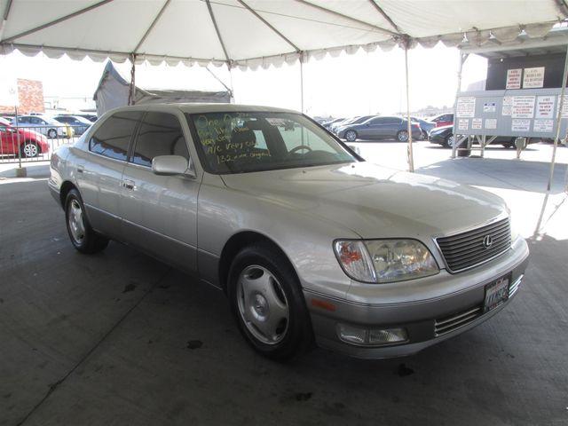 2000 Lexus LS 400 Gardena, California 3