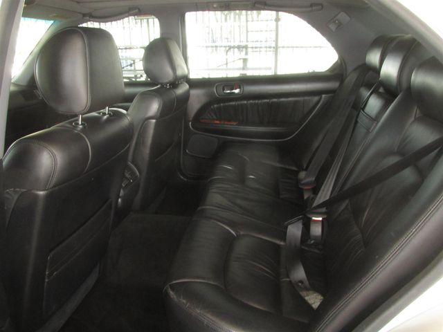 2000 Lexus LS 400 Gardena, California 10