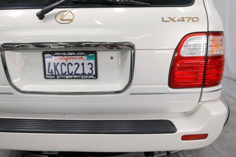 2000 Lexus LX 470   city California  MDK International  in Los Angeles, California