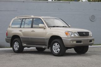 2000 Lexus LX 470 Hollywood, Florida 23