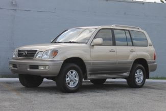 2000 Lexus LX 470 Hollywood, Florida 24
