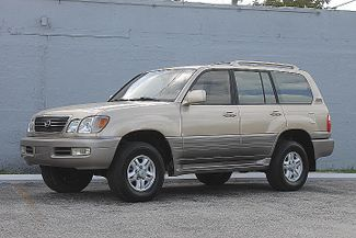 2000 Lexus LX 470 Hollywood, Florida 34