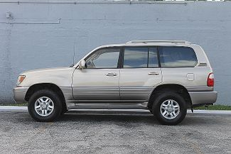 2000 Lexus LX 470 Hollywood, Florida 9
