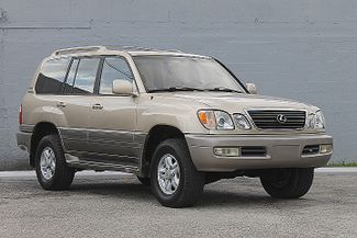 2000 Lexus LX 470 Hollywood, Florida 1