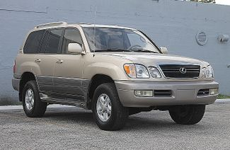 2000 Lexus LX 470 Hollywood, Florida 44