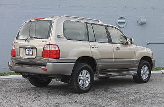 2000 Lexus LX 470 Hollywood, Florida 4